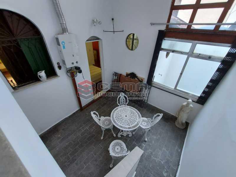 20 - Casa de Vila 4 quartos à venda Botafogo, Zona Sul RJ - R$ 1.850.000 - LACV40028 - 18