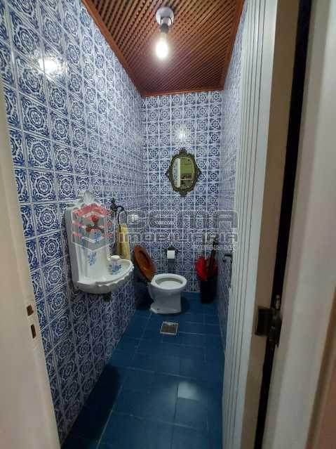 22 - Casa de Vila 4 quartos à venda Botafogo, Zona Sul RJ - R$ 1.850.000 - LACV40028 - 24