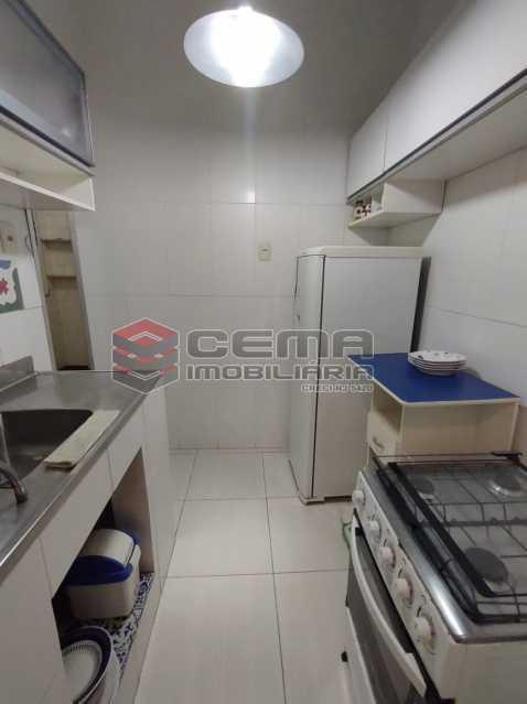 cozinha - Apartamento 2 quartos, mobiliado, Rua do Russel, GLÓRIA-RJ - LAAP24960 - 17