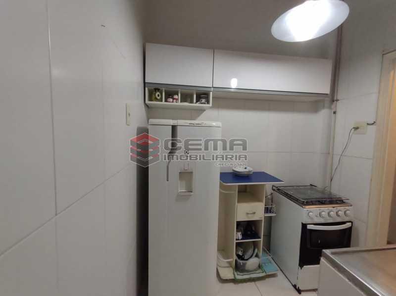 cozinha - Apartamento 2 quartos, mobiliado, Rua do Russel, GLÓRIA-RJ - LAAP24960 - 15
