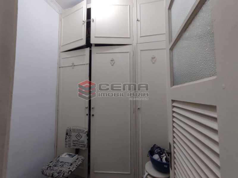 dispensa - Apartamento 2 quartos, mobiliado, Rua do Russel, GLÓRIA-RJ - LAAP24960 - 19