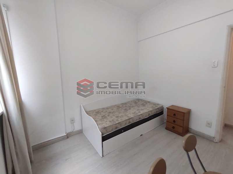 quarto 02 - Apartamento 2 quartos, mobiliado, Rua do Russel, GLÓRIA-RJ - LAAP24960 - 11