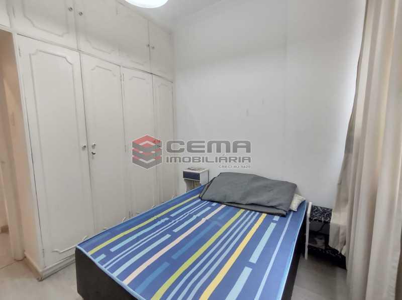 quarto 01 - Apartamento 2 quartos, mobiliado, Rua do Russel, GLÓRIA-RJ - LAAP24960 - 9