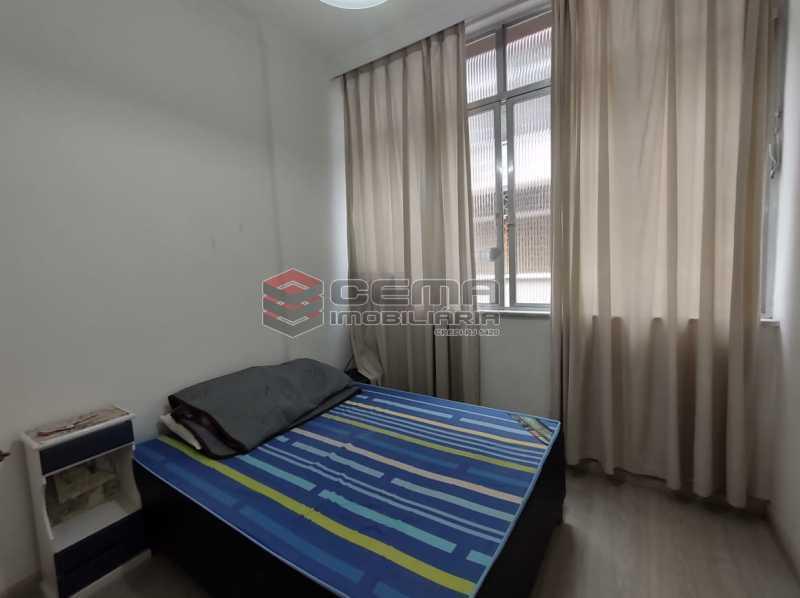 quarto 01 - Apartamento 2 quartos, mobiliado, Rua do Russel, GLÓRIA-RJ - LAAP24960 - 8