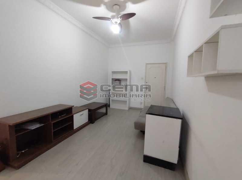 sala - Apartamento 2 quartos, mobiliado, Rua do Russel, GLÓRIA-RJ - LAAP24960 - 6