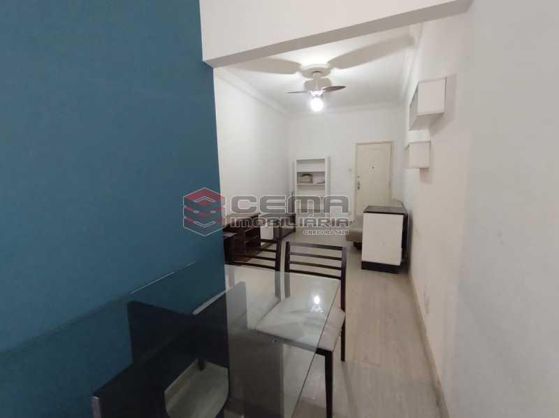 sala - Apartamento 2 quartos, mobiliado, Rua do Russel, GLÓRIA-RJ - LAAP24960 - 3