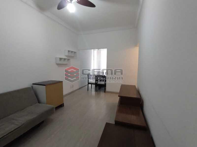 sala - Apartamento 2 quartos, mobiliado, Rua do Russel, GLÓRIA-RJ - LAAP24960 - 5