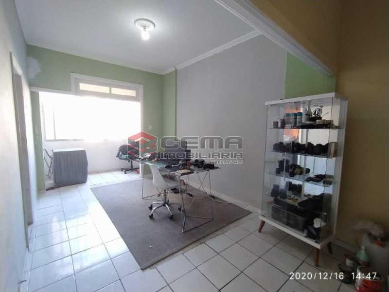 1 - Apartamento à venda Rua Cândido Mendes,Glória, Zona Sul RJ - R$ 310.000 - LAAP12768 - 1