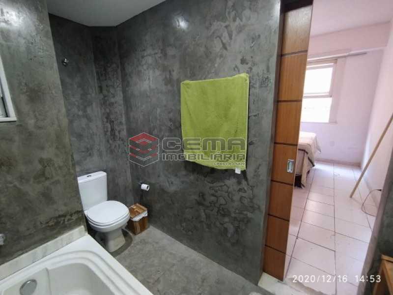 8 - Apartamento à venda Rua Cândido Mendes,Glória, Zona Sul RJ - R$ 310.000 - LAAP12768 - 9