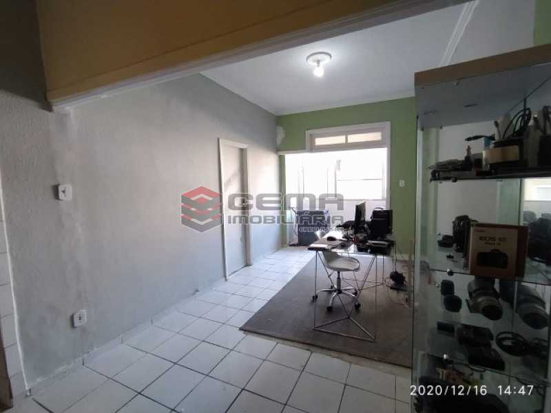 3 - Apartamento à venda Rua Cândido Mendes,Glória, Zona Sul RJ - R$ 310.000 - LAAP12768 - 4