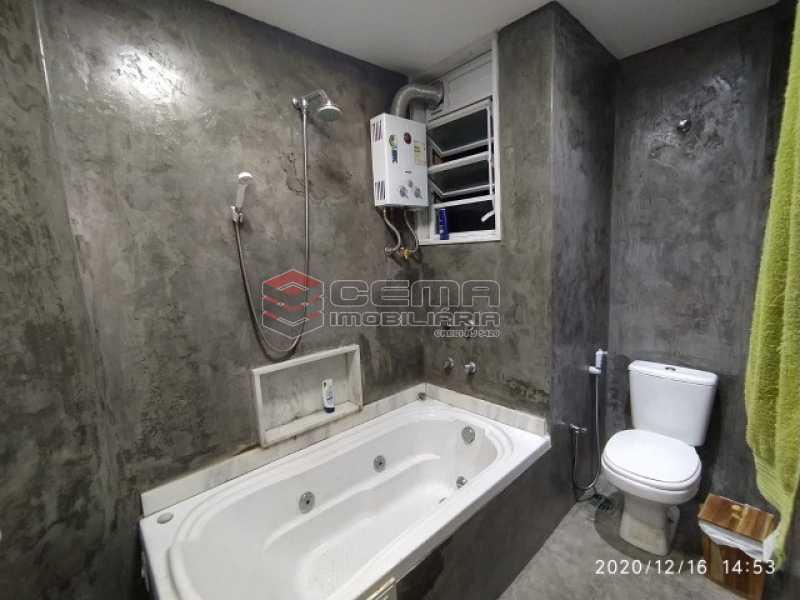 7 - Apartamento à venda Rua Cândido Mendes,Glória, Zona Sul RJ - R$ 310.000 - LAAP12768 - 8