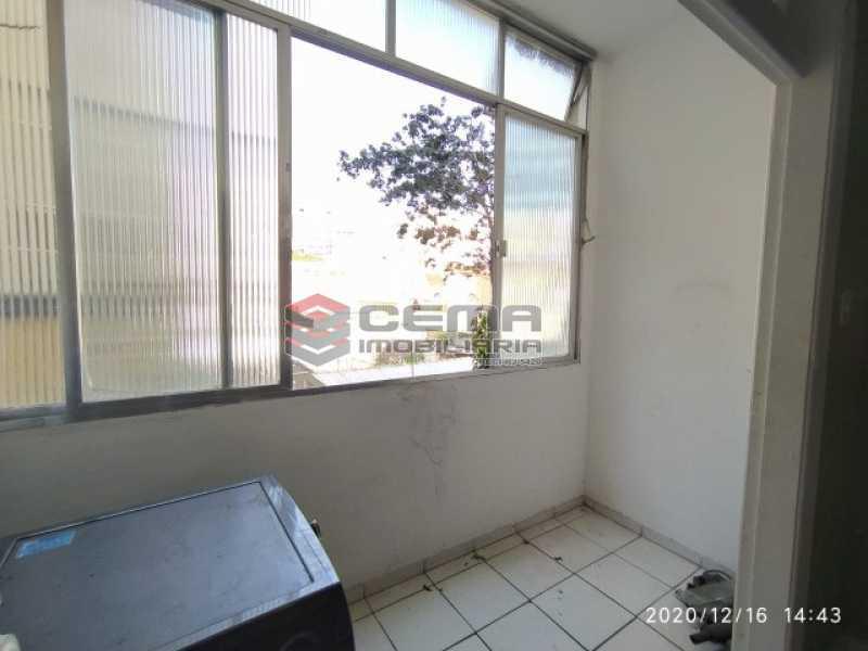 14 - Apartamento à venda Rua Cândido Mendes,Glória, Zona Sul RJ - R$ 310.000 - LAAP12768 - 15