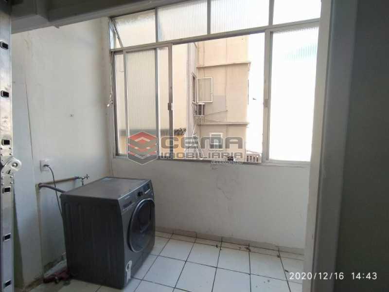 15 - Apartamento à venda Rua Cândido Mendes,Glória, Zona Sul RJ - R$ 310.000 - LAAP12768 - 16