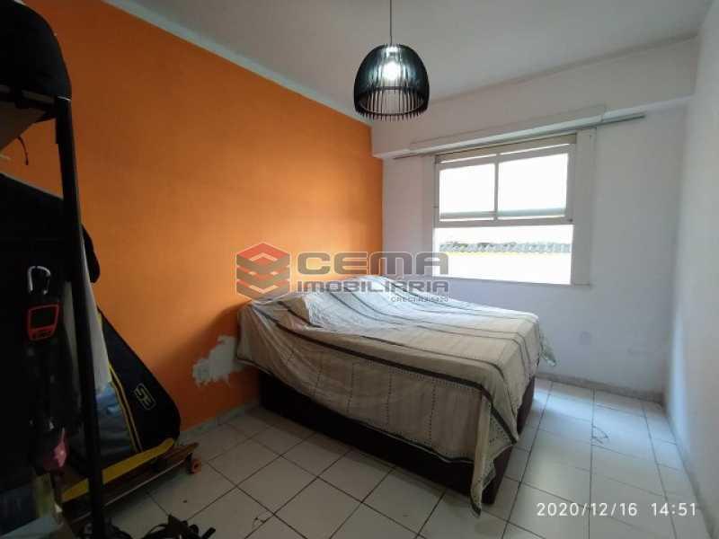 5 - Apartamento à venda Rua Cândido Mendes,Glória, Zona Sul RJ - R$ 310.000 - LAAP12768 - 6
