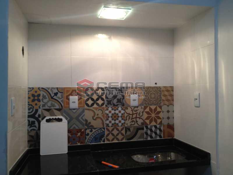 4 - Kitnet/Conjugado 24m² à venda Rua das Laranjeiras,Laranjeiras, Zona Sul RJ - R$ 255.000 - LAKI10380 - 5
