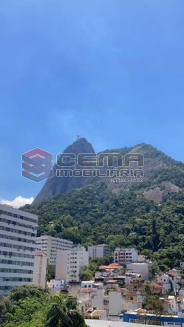 304101366243808 - Apartamento 2 quartos à venda Humaitá, Zona Sul RJ - R$ 850.000 - LAAP24968 - 1