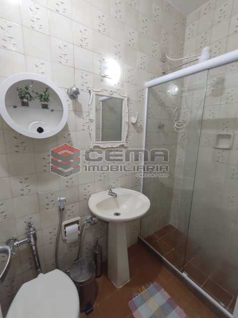 banheiro - Excelente Conjugado mobiliado no Flamengo, perto do metrô. - LAKI10383 - 11