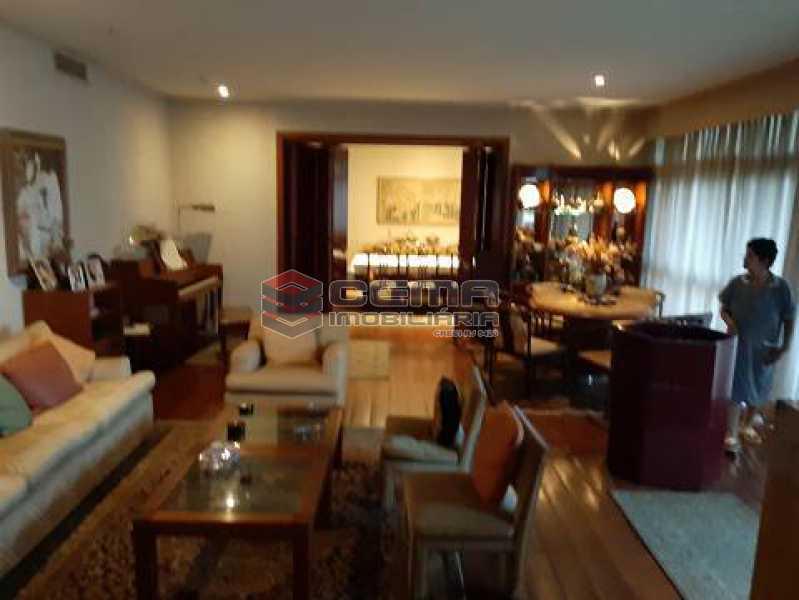16b152b4bdeab62c579e4d4bbe5226 - Apartamento 4 quartos à venda Leblon, Zona Sul RJ - R$ 7.300.000 - LAAP40928 - 3