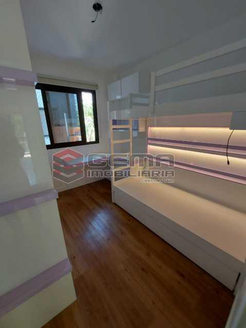 quarto - Apartamento 2 quartos à venda Vidigal, Rio de Janeiro - R$ 1.350.000 - LAAP24992 - 9