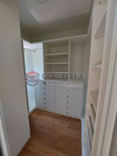 closet - Apartamento 2 quartos à venda Vidigal, Rio de Janeiro - R$ 1.350.000 - LAAP24992 - 8