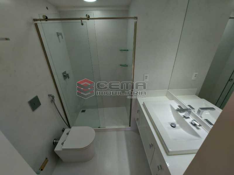 banheiro - Apartamento 2 quartos à venda Vidigal, Rio de Janeiro - R$ 1.350.000 - LAAP24992 - 18