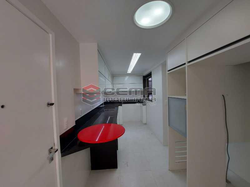 cozinha - Apartamento 2 quartos à venda Vidigal, Rio de Janeiro - R$ 1.350.000 - LAAP24992 - 11