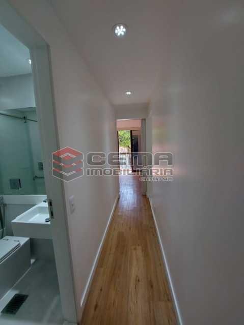circulação - Apartamento 2 quartos à venda Vidigal, Rio de Janeiro - R$ 1.350.000 - LAAP24992 - 12