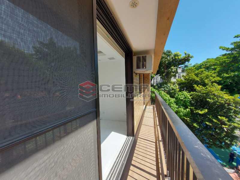 varanda - Apartamento 2 quartos à venda Vidigal, Rio de Janeiro - R$ 1.350.000 - LAAP24992 - 20