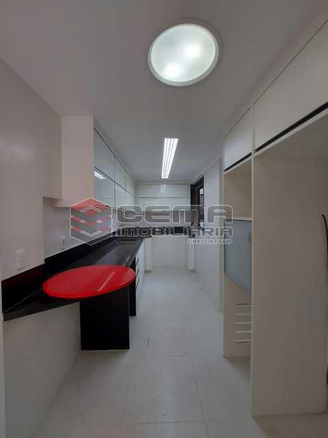 cozinha - Apartamento 2 quartos à venda Vidigal, Rio de Janeiro - R$ 1.350.000 - LAAP24992 - 14