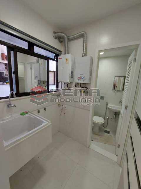 área de serviço - Apartamento 2 quartos à venda Vidigal, Rio de Janeiro - R$ 1.350.000 - LAAP24992 - 19