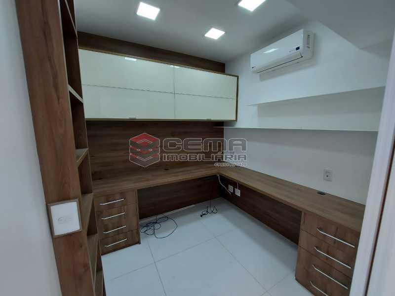escritórrio - Apartamento 2 quartos à venda Vidigal, Rio de Janeiro - R$ 1.350.000 - LAAP24992 - 13