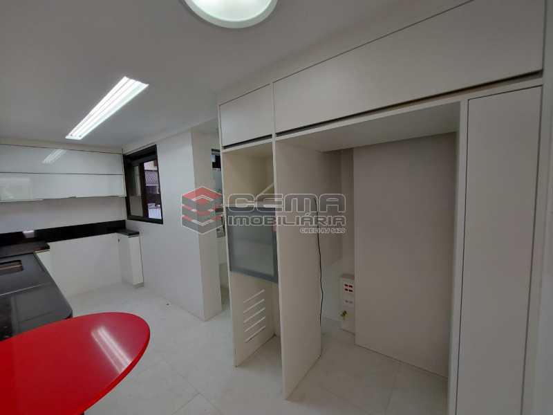 cozinha - Apartamento 2 quartos à venda Vidigal, Rio de Janeiro - R$ 1.350.000 - LAAP24992 - 16