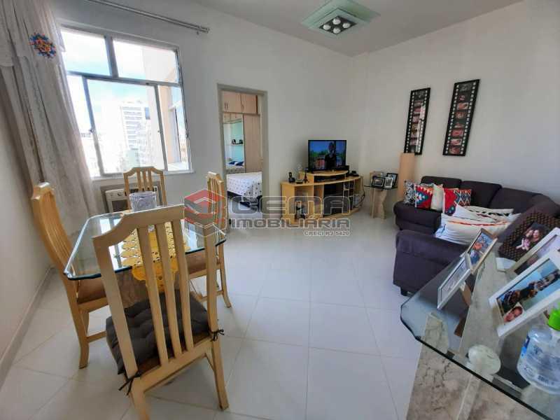 WhatsApp Image 2021-01-24 at 0 - Apartamento à venda Rua do Catete,Catete, Zona Sul RJ - R$ 530.000 - LAAP12782 - 1