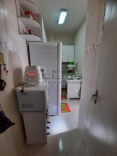 WhatsApp Image 2021-01-24 at 0 - Apartamento à venda Rua do Catete,Catete, Zona Sul RJ - R$ 530.000 - LAAP12782 - 23