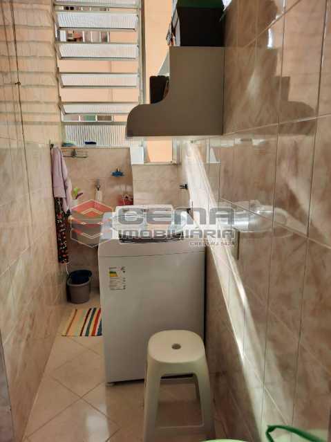 WhatsApp Image 2021-01-24 at 0 - Apartamento à venda Rua do Catete,Catete, Zona Sul RJ - R$ 530.000 - LAAP12782 - 24