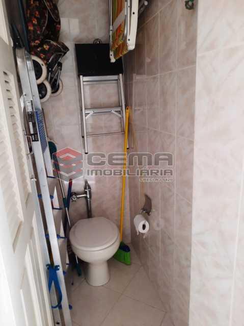 WhatsApp Image 2021-01-24 at 0 - Apartamento à venda Rua do Catete,Catete, Zona Sul RJ - R$ 530.000 - LAAP12782 - 27