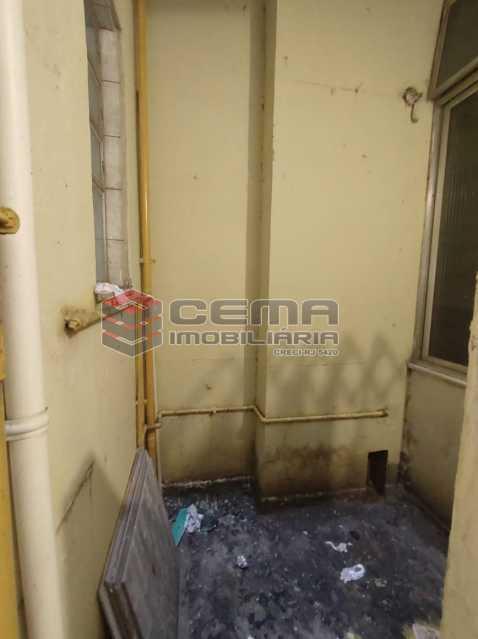 AREA DE SERVIÇO - Excelente apartamento quarto e sala mobiliado no FLAMENGO - LAAP12784 - 17