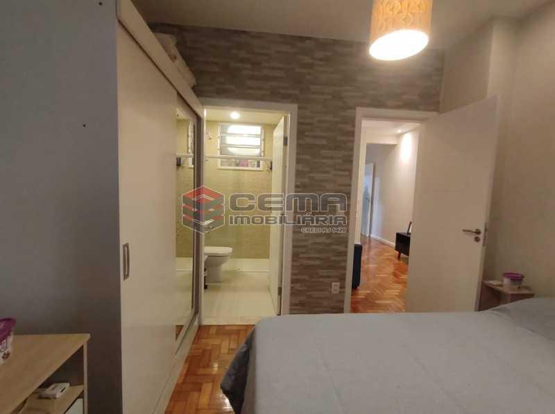QUARTO - Excelente apartamento quarto e sala mobiliado no FLAMENGO - LAAP12784 - 9