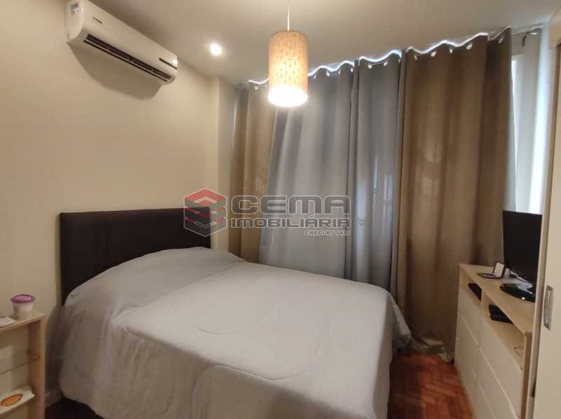 QUARTO - Excelente apartamento quarto e sala mobiliado no FLAMENGO - LAAP12784 - 8