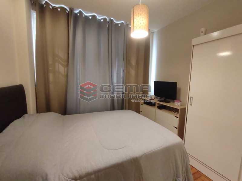 QUARTO - Excelente apartamento quarto e sala mobiliado no FLAMENGO - LAAP12784 - 7