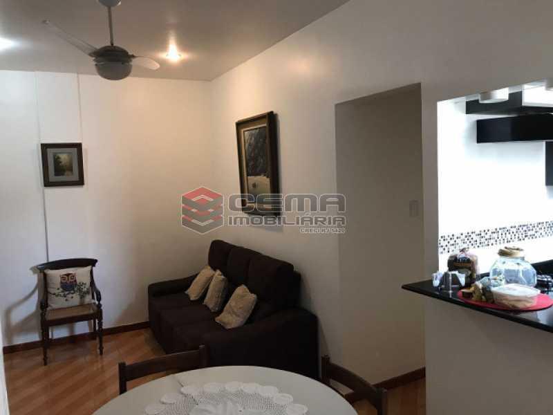 2 - Apartamento à venda Praia de Botafogo,Botafogo, Zona Sul RJ - R$ 500.000 - LAAP12786 - 3