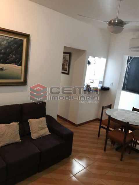 3 - Apartamento à venda Praia de Botafogo,Botafogo, Zona Sul RJ - R$ 500.000 - LAAP12786 - 4