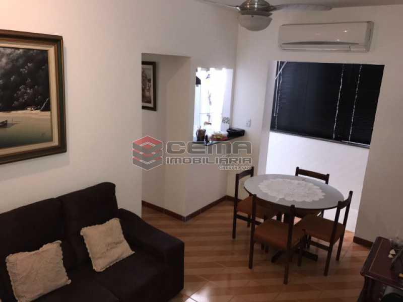 4 - Apartamento à venda Praia de Botafogo,Botafogo, Zona Sul RJ - R$ 500.000 - LAAP12786 - 5