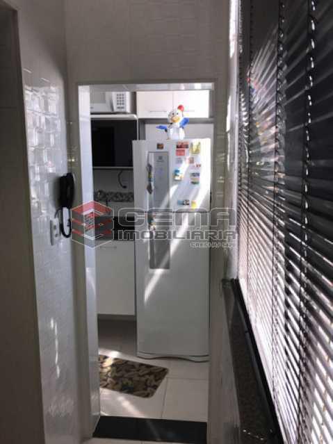 5 - Apartamento à venda Praia de Botafogo,Botafogo, Zona Sul RJ - R$ 500.000 - LAAP12786 - 6