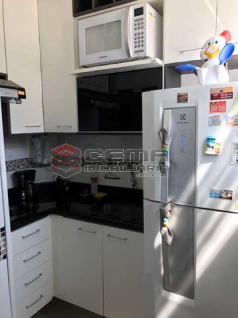 6 - Apartamento à venda Praia de Botafogo,Botafogo, Zona Sul RJ - R$ 500.000 - LAAP12786 - 7