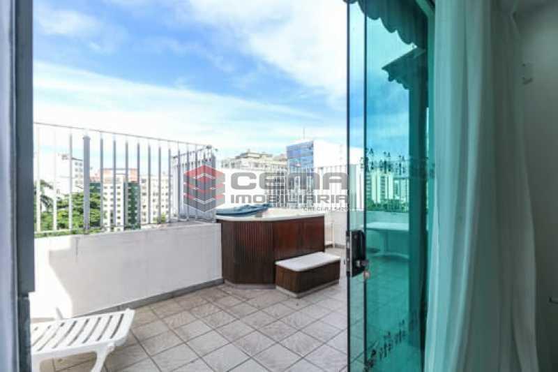 45e01f6d-d024-4714-b780-54b250 - Cobertura à venda Rua Marquesa de Santos,Laranjeiras, Zona Sul RJ - R$ 1.900.000 - LACO30295 - 7