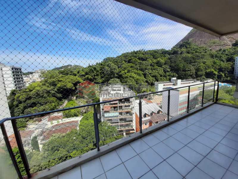 WhatsApp Image 2021-03-17 at 0 - Apartamento 1 quarto para alugar Cosme Velho, Zona Sul RJ - R$ 2.200 - LAAP12794 - 1
