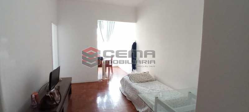 1 - Apartamento 1 quarto à venda Laranjeiras, Zona Sul RJ - R$ 520.000 - LAAP12796 - 1
