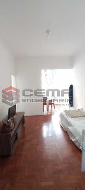 3 - Apartamento 1 quarto à venda Laranjeiras, Zona Sul RJ - R$ 520.000 - LAAP12796 - 4