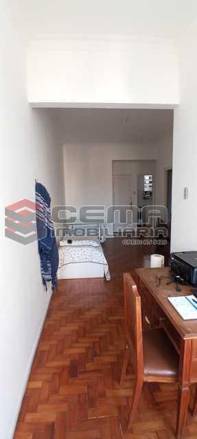 4 - Apartamento 1 quarto à venda Laranjeiras, Zona Sul RJ - R$ 520.000 - LAAP12796 - 5